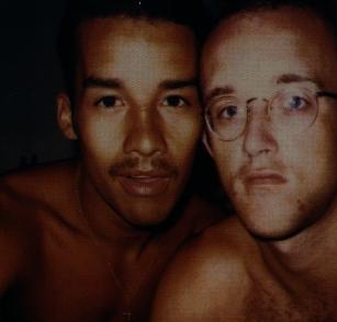 Keith und sein Freund <b>Juan Rivera</b> - j